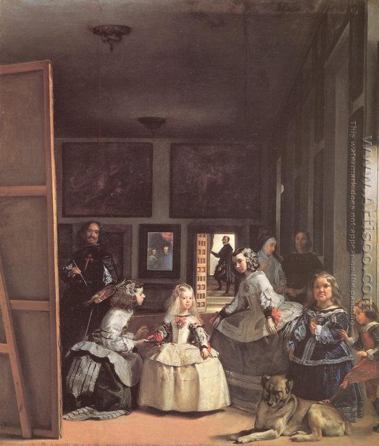 Family of Philip IV (Las Meninas)