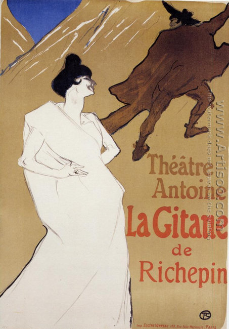 La Gitane 'The Gypsy'
