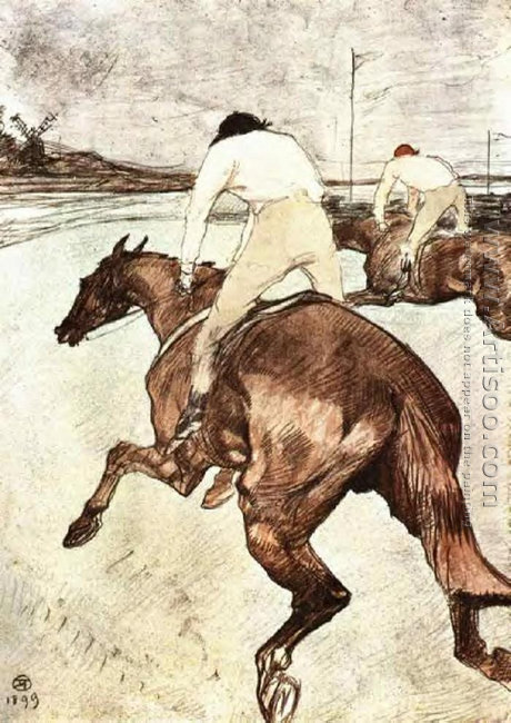 The Jockey 2
