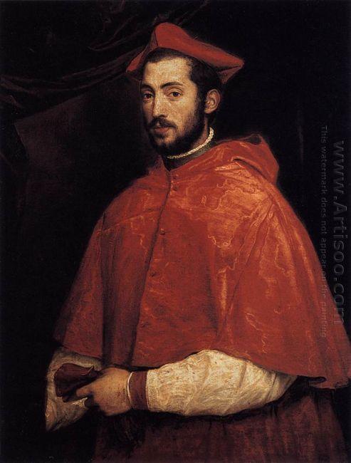 Cardinal Alessandro Farnese 1545-46