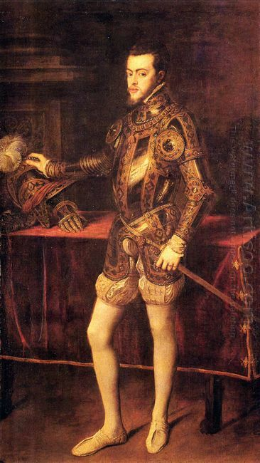 King Philip II 1551