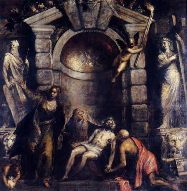 Pieta 1576