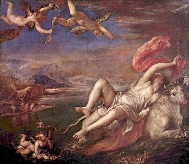Rape of Europa 1559-62