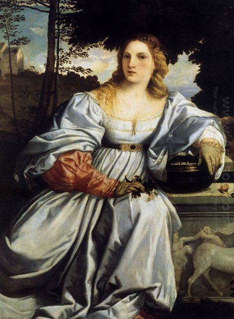 Sacred and Profane Love (detail-1) 1514