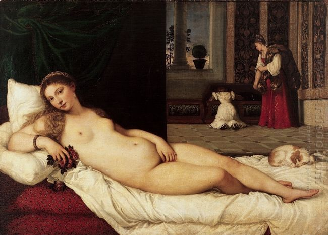 The Venus of Urbino