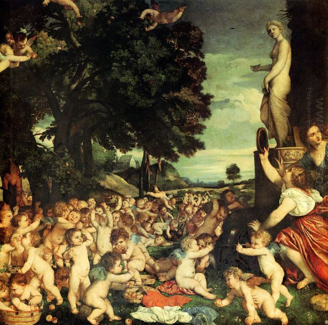 The Worship of Venus