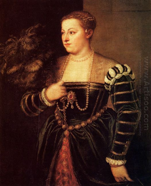 Titian's daughter, Lavinia