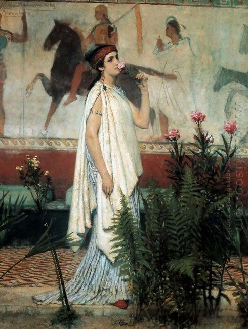 A Greek Woman