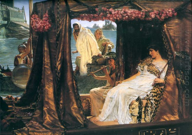 Antony and Cleopatra, 1883