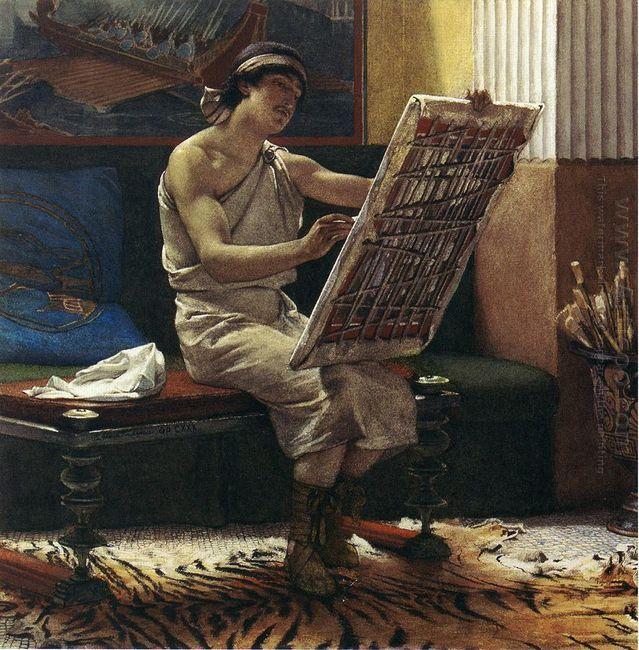 A Roman Artist