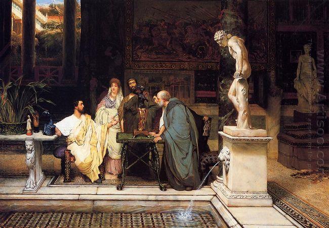A Roman Art Lover 2