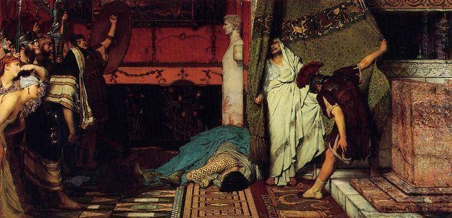A Roman Emperor - Claudius