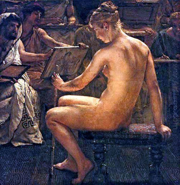 A Roman Studio