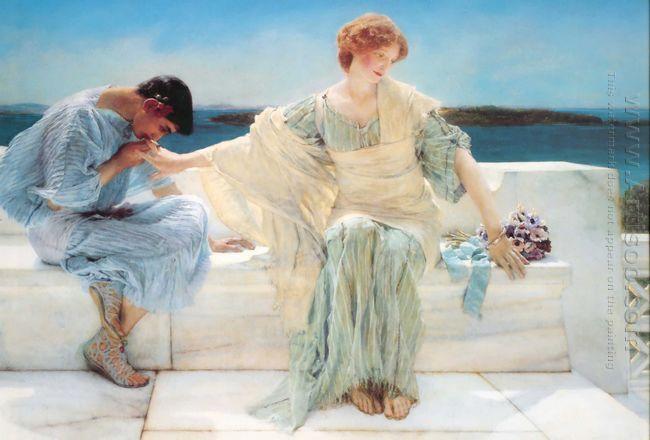 Ask Me No More, 1906