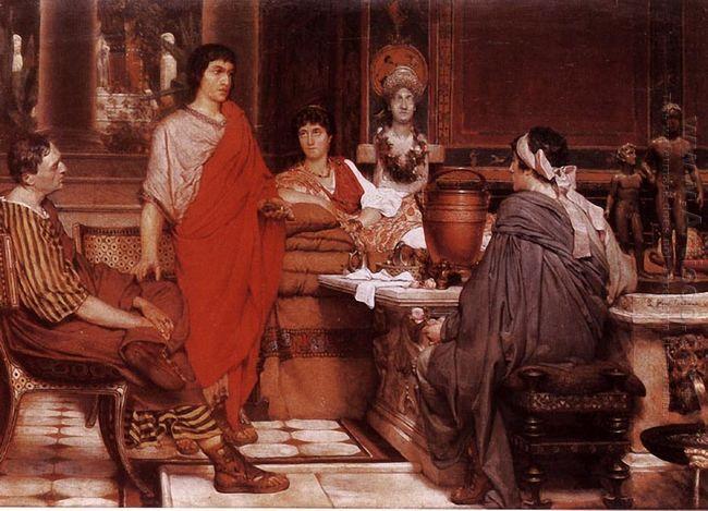 Catullus at Lesbia's
