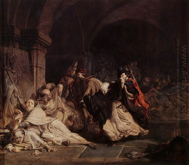 The Massacre of the Monks of Tamond
