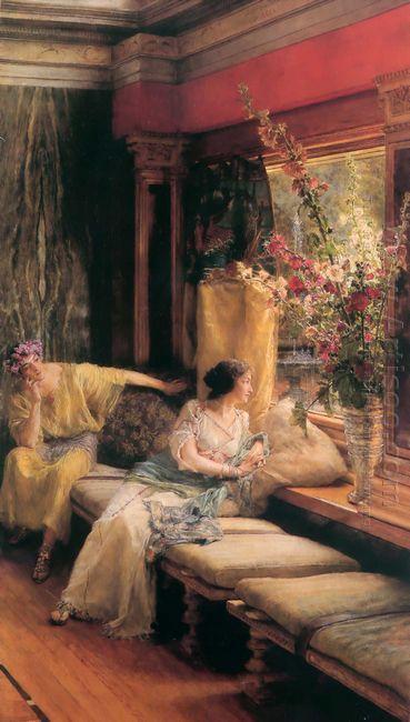 Vain Courtship 1900