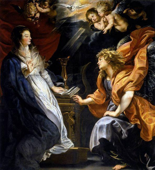 Annunciation 1609-10