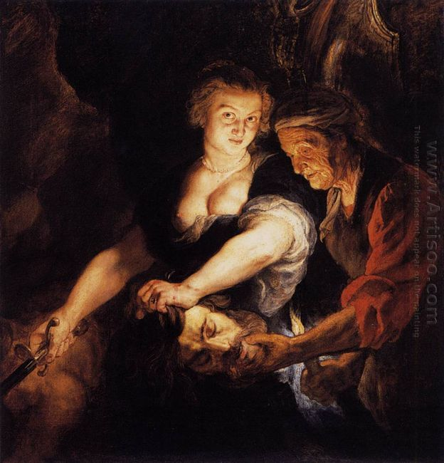Judith with the Head of Holofernes c. 1616