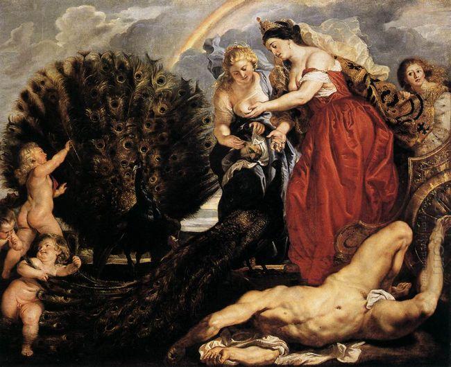 Juno and Argus c. 1611