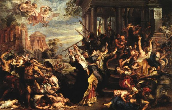 Massacre of the Innocents c. 1637