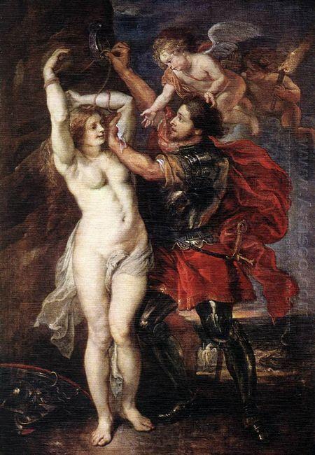 Perseus Liberating Andromeda 1639-40