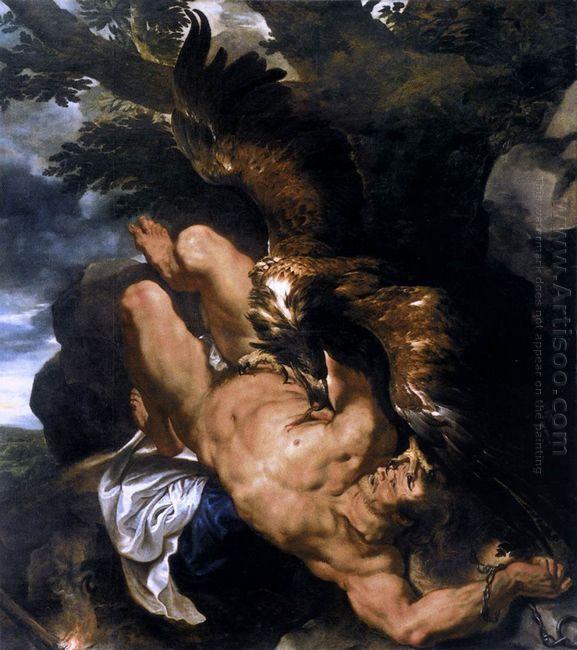 Prometheus Bound 1610-11