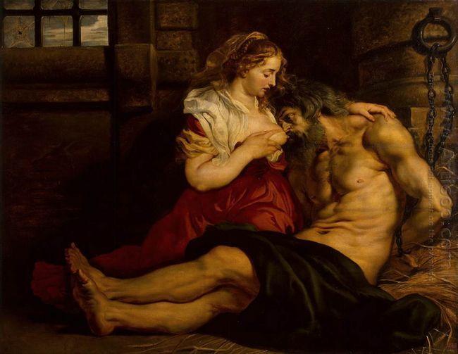 Roman Charity 1612