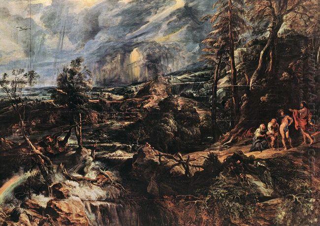 Stormy Landscape c. 1625