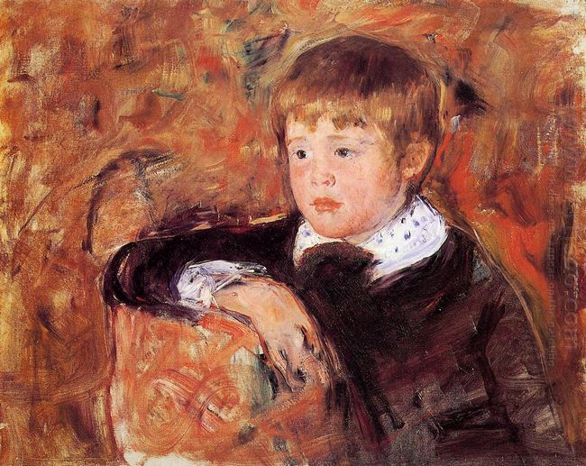Master Robert Kelso Cassatt