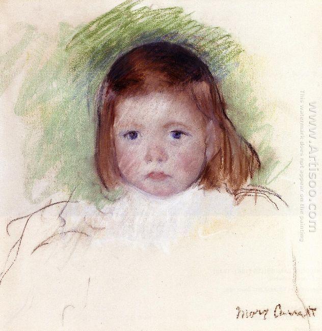 Portrait Of Ellen Mary Cassatt