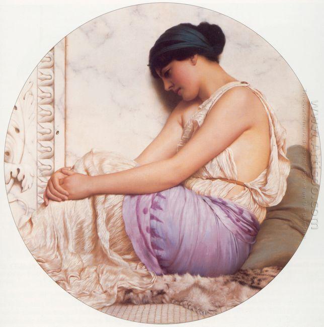 A Grecian Girl