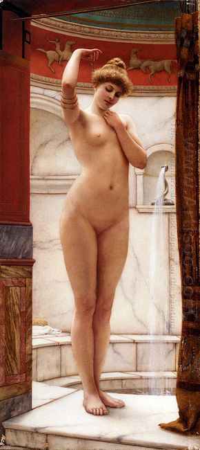A Pompeian Bath