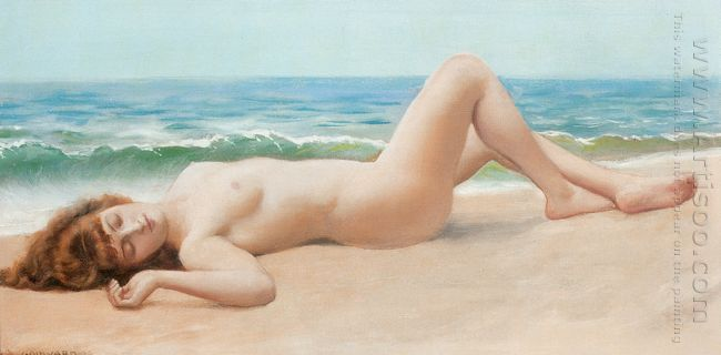 Nu Sur La Plage (Nude on the Beach)