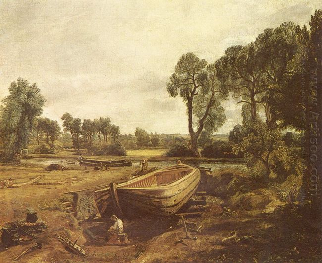 boat building 1815