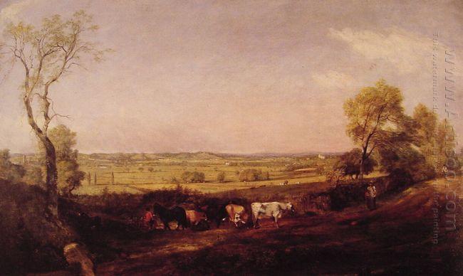 dedham vale morning 1811