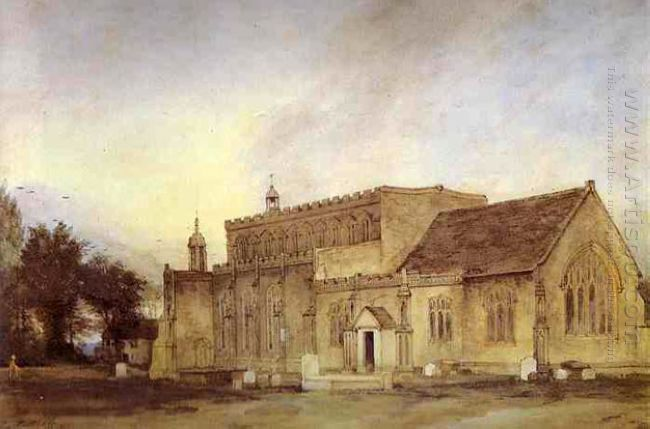 east bergholt church 1811 1