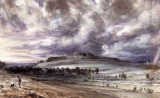 old sarum 1834