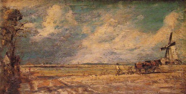 spring ploughing 1821