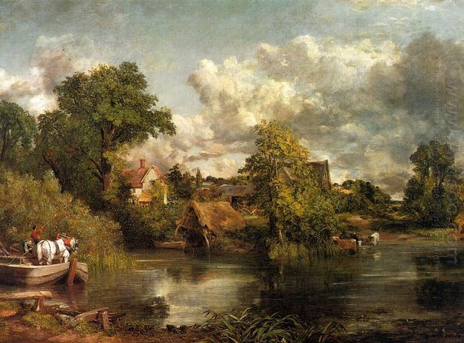 the white horse 1819