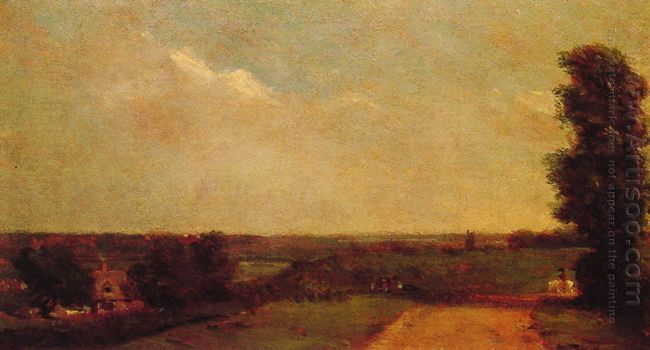 view towards dedham 1808