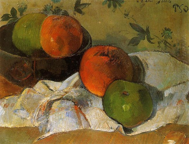 apples in bowl 1888