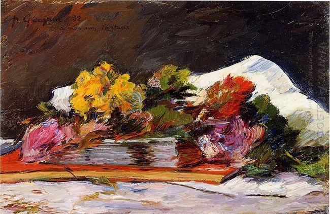 bouquet of flowers 1882