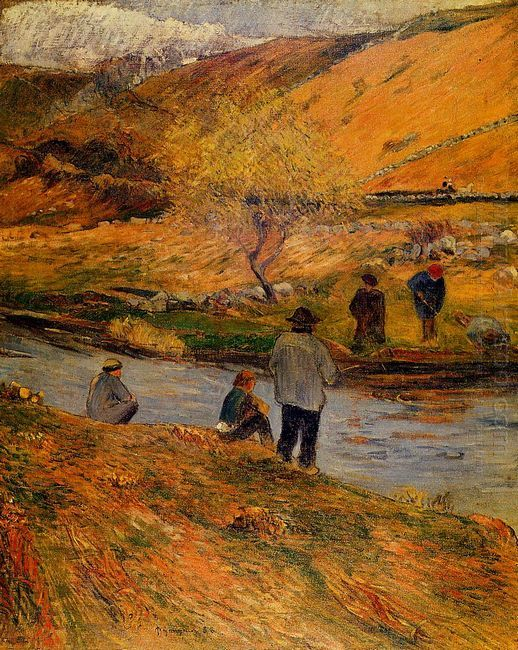 breton fisherman 1888