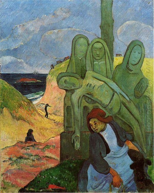 calvaire breton 1889
