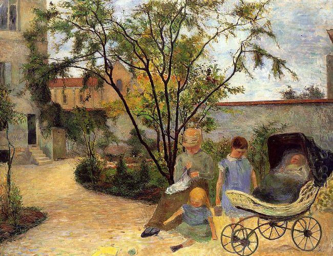 garden in rue carcel