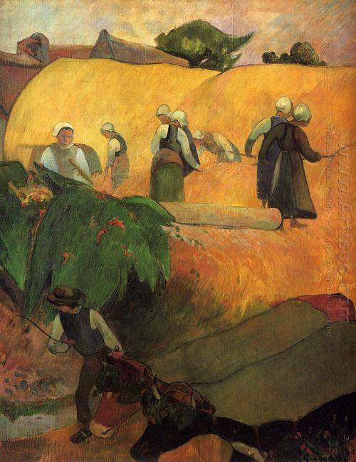 haymaking 1889