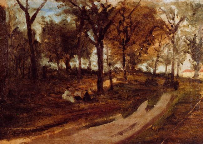 in the forest saint cloud 1873