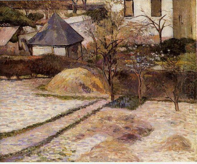 landscape near osny