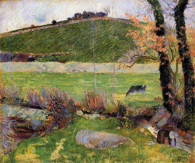 meadow at the banks of aven 1888